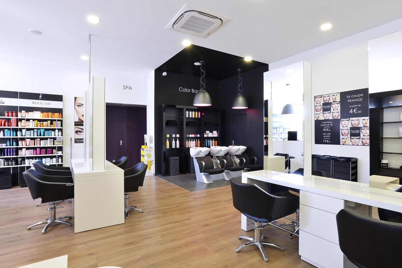 Passage Bleu Sens, institut de beauté et coiffeur Sens