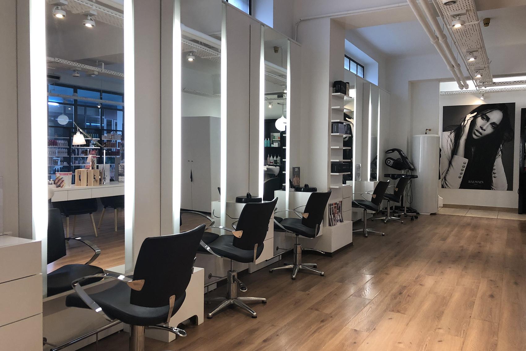 passage bleu luxembourg, institut de beauté et coiffeur