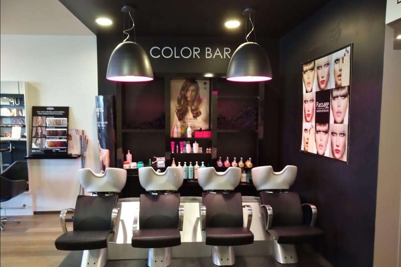 Passage Bleu Laval, institut de beauté et coiffeur Laval